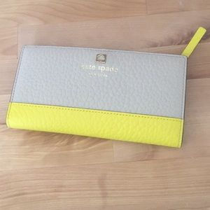 Kate Spade Stacy Wallet NWT
